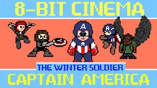 Captain America: The Winter Soldier - 8 Bit Cinema