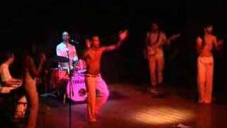 Elisete - Capoeira - Live at Bat Yam