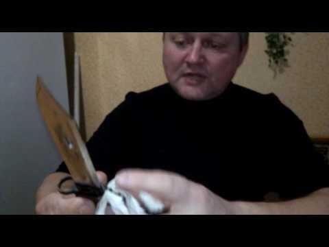 Нож Таран эластрон Компания СПЛАВ