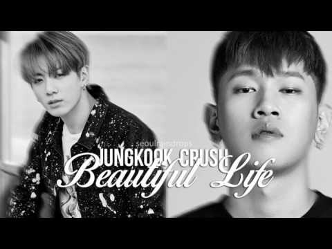 Jungkook & Crush - Beautiful [SeoulRaindrops MASH UP]
