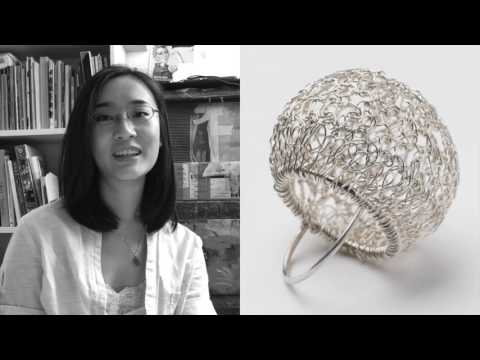 Glasgow School of Art - Silversmithing and Jewellery 2017 - Part 1