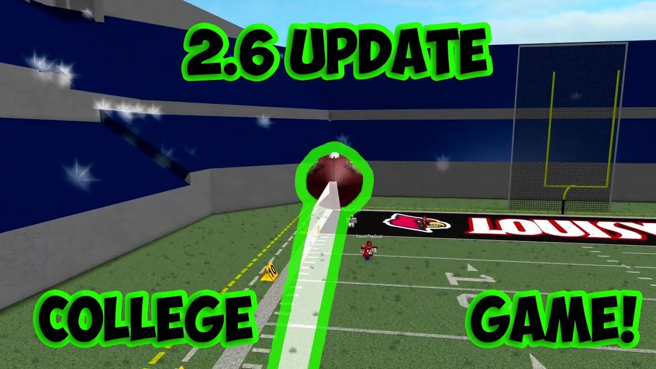 Roblox Nfl 2 Football 2 6 Roblox Nfl Funny Moments 2 Youtube