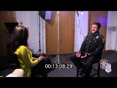 Inside the FWPD: FWPD Chief Halstead interview with CBS 11 / KTVT