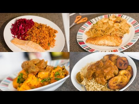 Lets get creative ~ 4 quick and easy dinner ideas