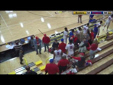 Blue Dragon Men's Basketball at Garden City