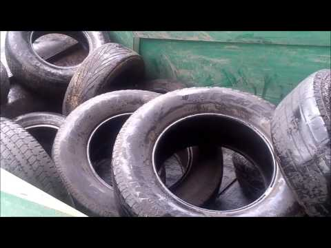 TIRES: M140 Tire Processing System