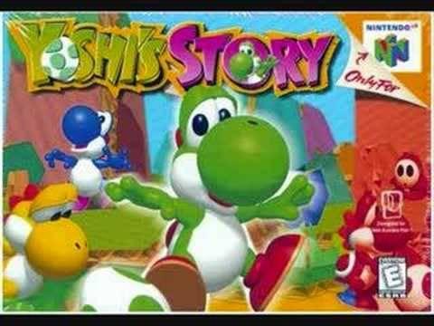 yoshis story theme song