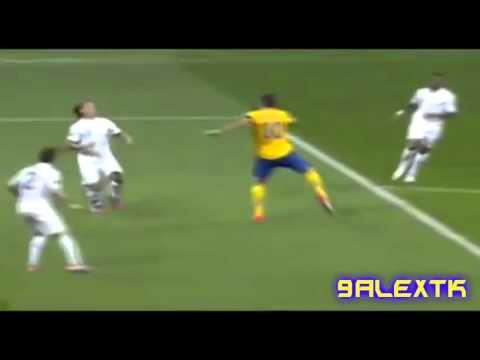 Zlatan Ibrahimovic Amazing Goal vs France 19 05 12 HD EURO 2012