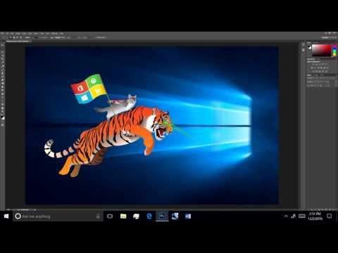 Windows 10 Running Photoshop On ARM