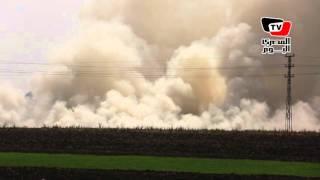 «قرية الهياتم».. «وأنبتت الأرض دخاناً»