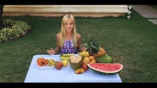 Чем я питаюсь в Доминикане. Barvina путешествия. Обзор экзотических фруктов(, 2015-08-16T18:59:04.000Z)