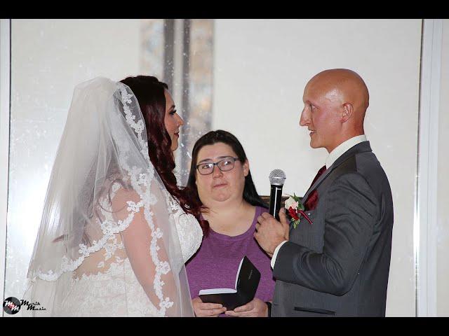 Lindsea & Truston's Wedding February 17, 2018