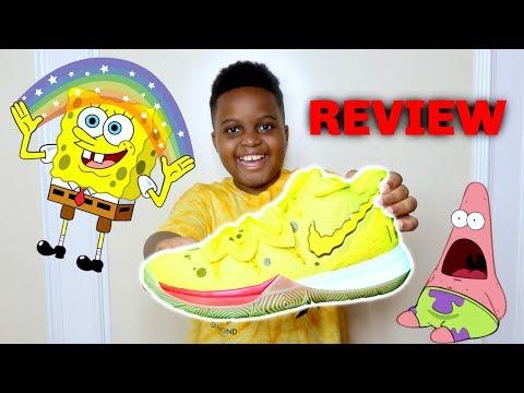 unboxing-spongebob-sneakers-+-review---playonyx