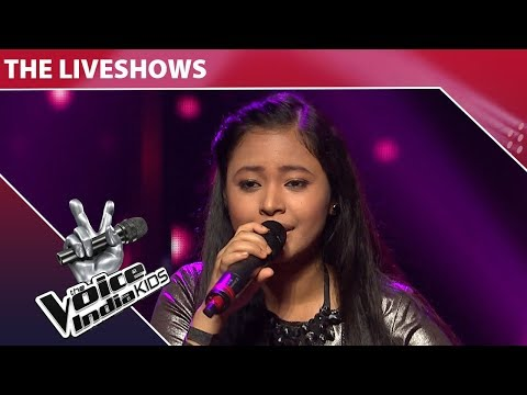 neelanjana-performs-on-mile-ho-tum-|-the-voice-india-kids-|-episode-16