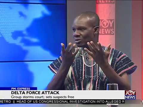 Violent Delta Force not 'vigilante group' – Security Analyst