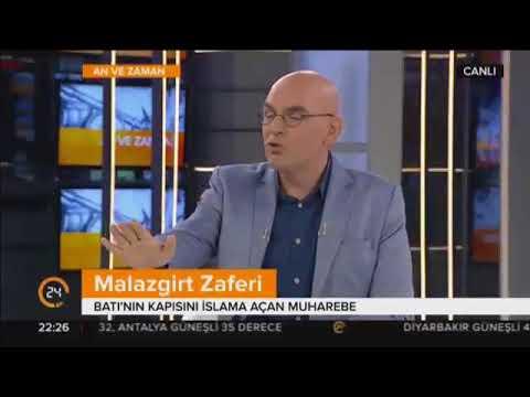 An ve Zaman -  Ahmet Şimşirgil - Malazgirt Zaferi - 26 Ağustos 2017