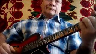А  Рамирес Странники. Обработка для гитары.
