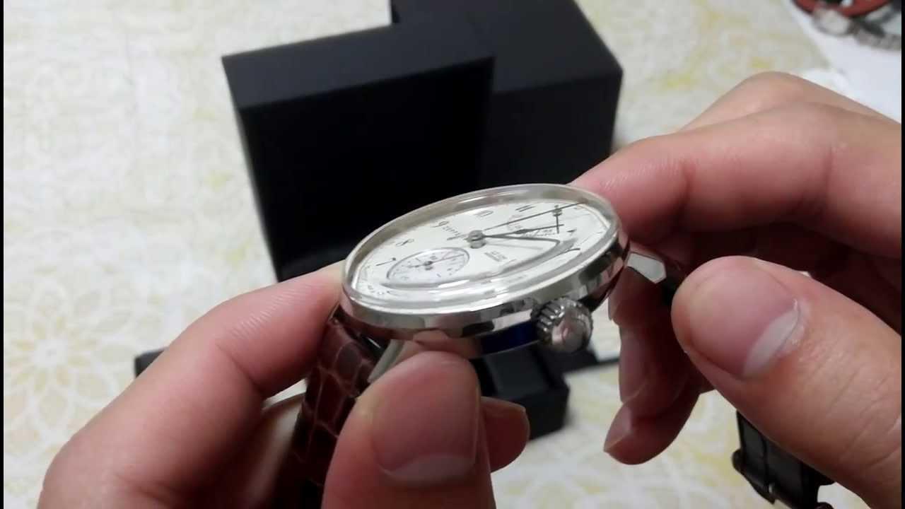 low priced 13592 a96bf 機械式腕時計Zeppelin(ツェッペリン) 7060-4 開封