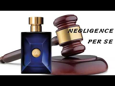 Res Ipsa Loquitur: Perfume Commercial