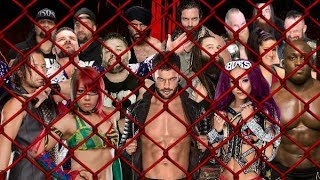 25 Wrestlers WWE Left Out Of Hell In A Cell 2018