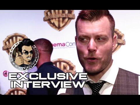 Director Rawson Marshall Thurber Exclusive CENTRAL INTELLIGENCE  CinemaCon 2016