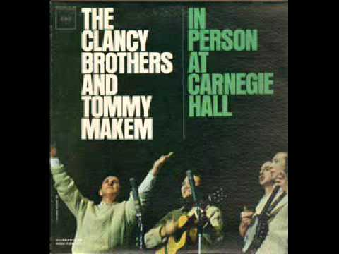 The Clancy Brothers and Tommy Makem - In Person At Carnegie Hall