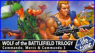 Wolf of the Battlefield Trilogy - Commando, Mercs & Commando 3 / MY LIFE IN GAMING