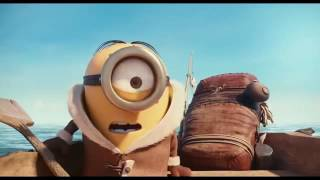 The Lazy Song Bruno Mars Minion.