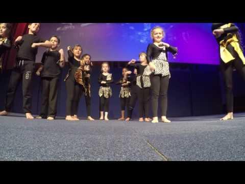 Pear Tree Infant School Celebration of Dance 2017