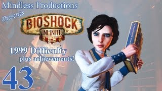 BioShock Infinite 1999 Mode Guide Part 43 The Salty Oyster   WikiGameGuides