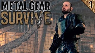 PRIMER CONTACTO CON ADELIO | METAL GEAR SURVIVE Gameplay Español