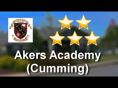 Superb 5 Star Review by Gillian R. Akers Academy Cumming