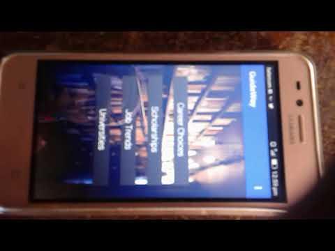 Sheikh khalifa guide way app,demo video,Technovation 2018