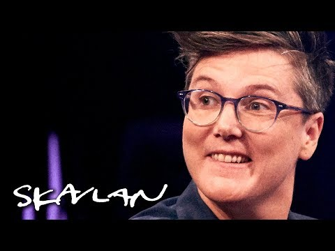 Hannah Gadsby on getting diagnosed with autism: – It really made a lot of sense | SVT/TV 2/Skavlan