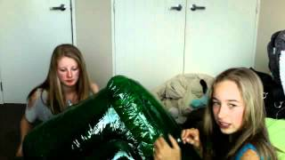 Dare 2 Blow Up On Inflatable Chair
