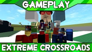 A Normal Game of Crossroads...? [ROBLOX Commentary #30]