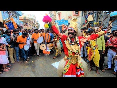 veeragase-kunitha---veerabhadra-dance---folk-dance-of-karnataka