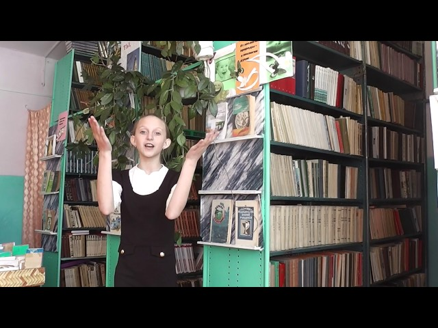 Изображение предпросмотра прочтения – ОльгаФедорова читает произведение «Ещё шумел веселый день...» Ф.И.Тютчева