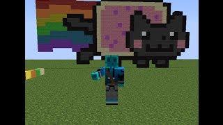 Haciendo Pixel Art de Techno Kitten Adventure