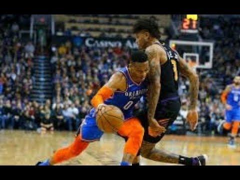 Oklahoma City Thunder vs Phoenix Suns NBA Full Highlights (29TH DECEMBER 2018-19)