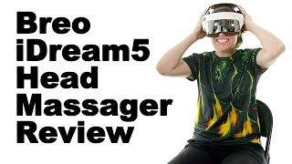 Breo iDream5 Head Massager Review