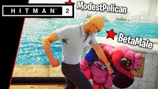 How I pulled off the PERFECT MURDER  |  Hitman 2
