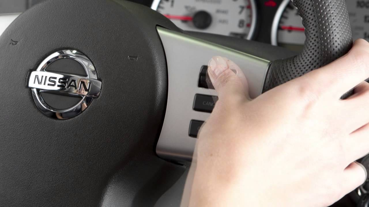 2017 Nissan Frontier Cruise Control If So Equipped
