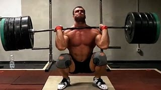 Dmitry Klokov - REDEMPTION
