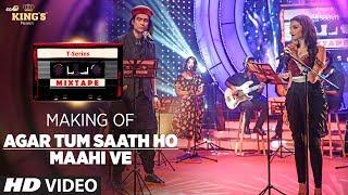 making-of-agar-tum-saath-ho-maahi-ve-t-series-mixtape-jubin-nautiyal-prakriti-kakar