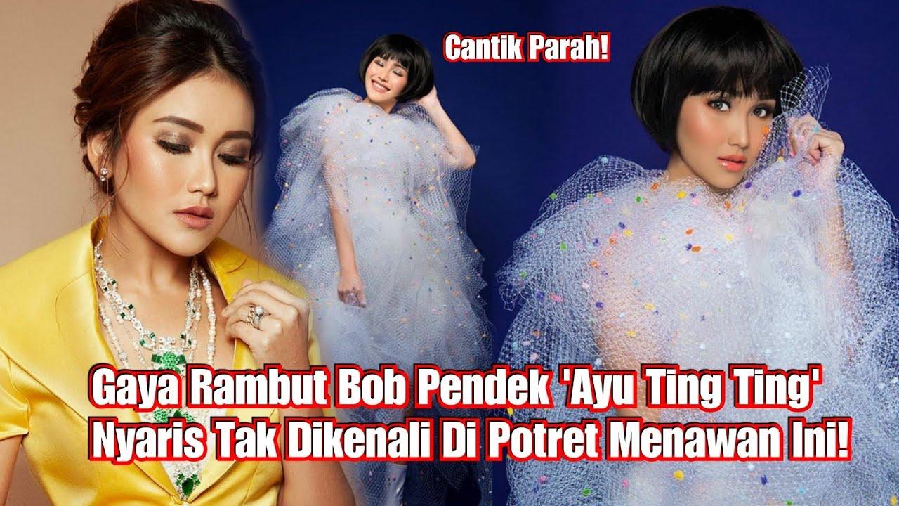 """Cantik Parah!Gaya Rambut Bob Pendek""""Ayu Ting Ting""""Nyaris ..."""