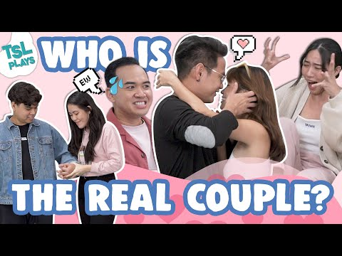 TSL Plays: Dating Coach Guesses Who The Real Couple Is