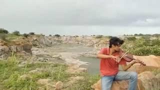 Do Pal Ruka || Instrumental (Violin Cover) || Mayank Ladha