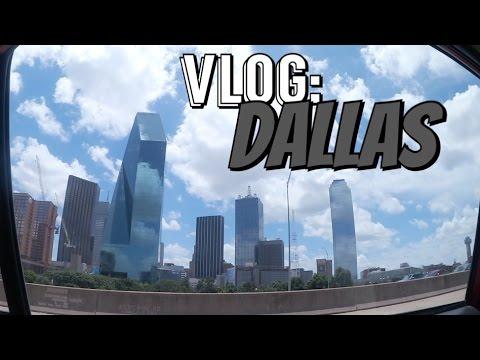Vlog| Dallas Weekend | Grapevine Mills, Downtown Dallas, El Fénix and More