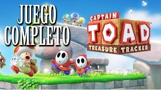 Video de CAPTAIN TOAD: TREASURE TRACKER (SWITCH) - JUEGO COMPLETO